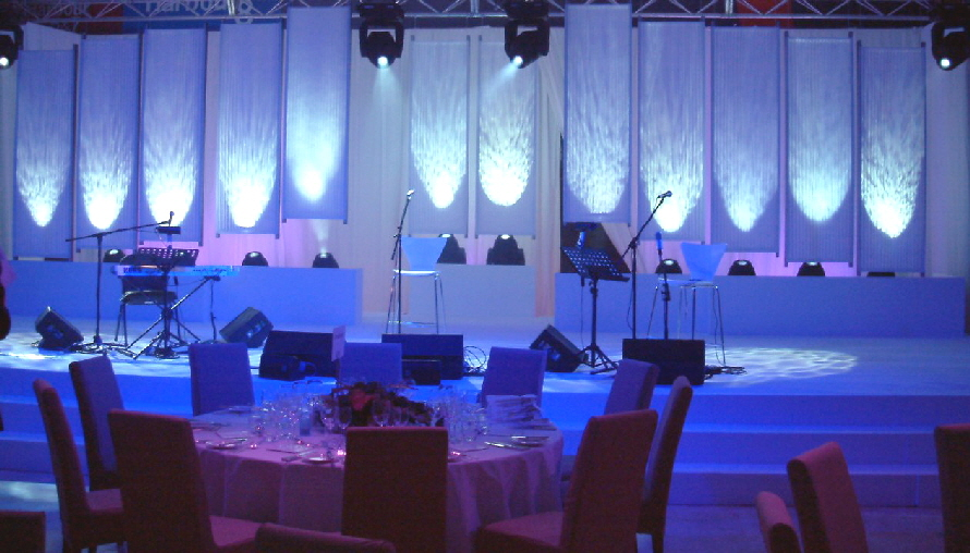 ABN Amro Signature Event - Stage & Event Design & Production by E Productions